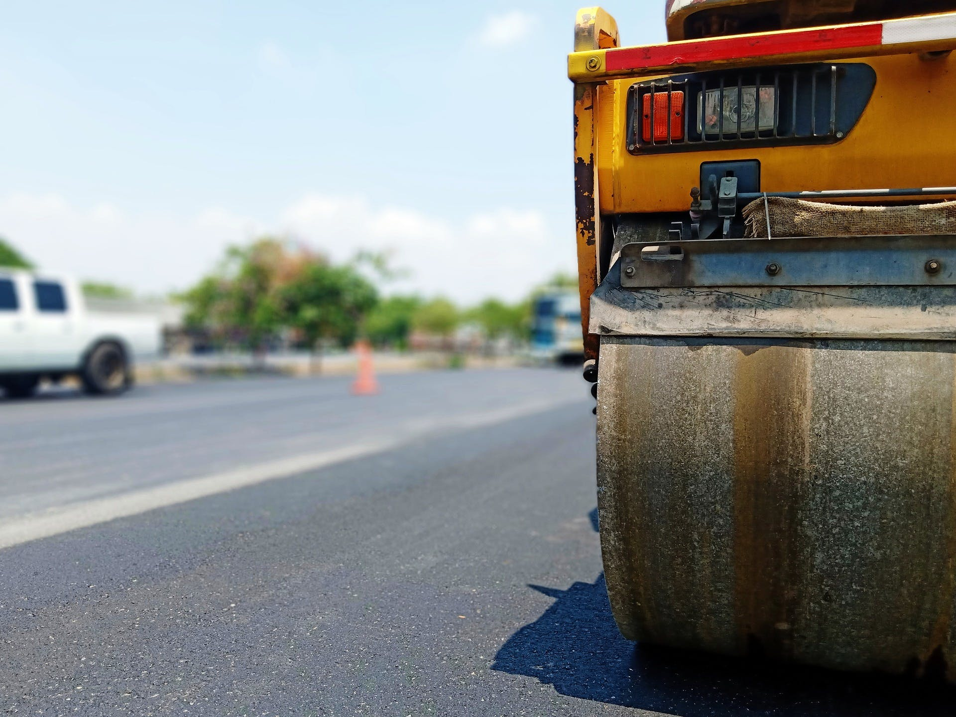 Highway construction accidents