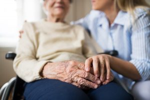 Nursing home abuse or neglect